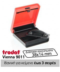 TRODAT 9011 POCKET VIENNA